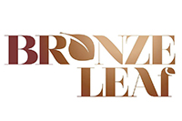 Bronze Leaf Logo
